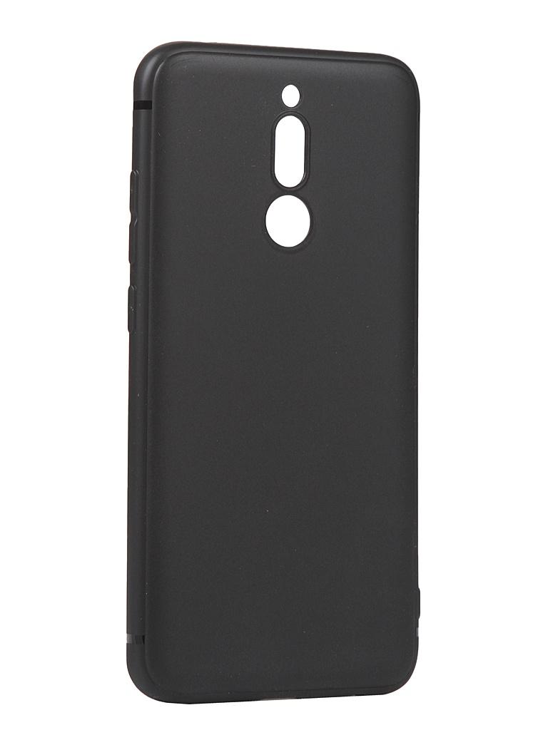 Чехол Innovation для Xiaomi Redmi 8 Matte Black 16689