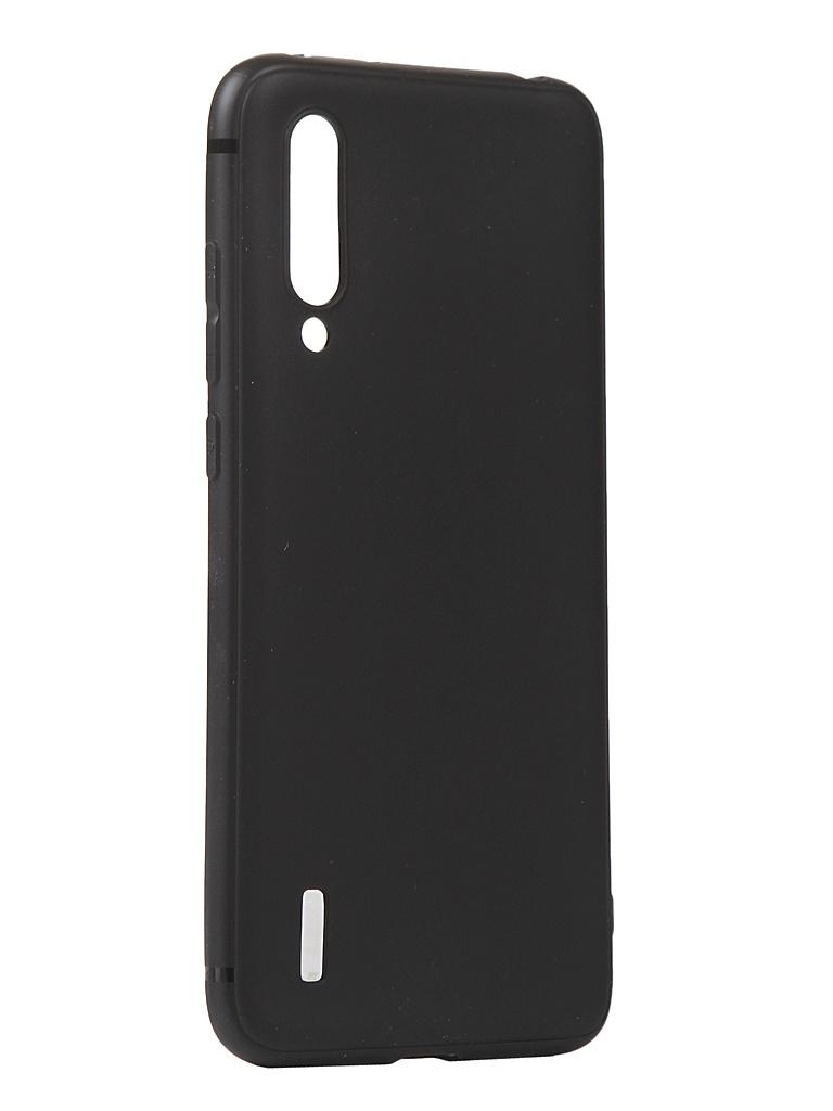Чехол Innovation для Xiaomi Mi CC9 Matte Black 16481