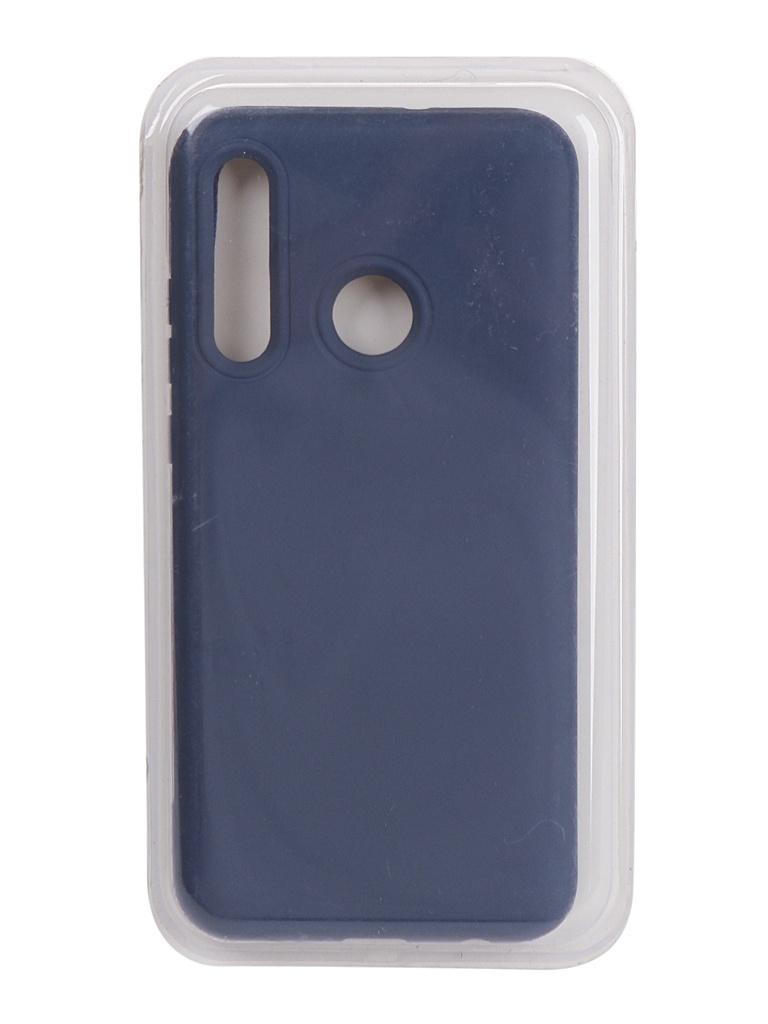 Чехол Innovation для Huawei Honor 10i/20 Lite Silicone Cover Blue 16371