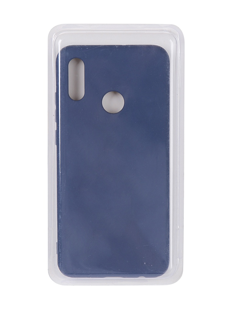 Чехол Innovation для Huawei P Smart Silicone Cover Blue 15326
