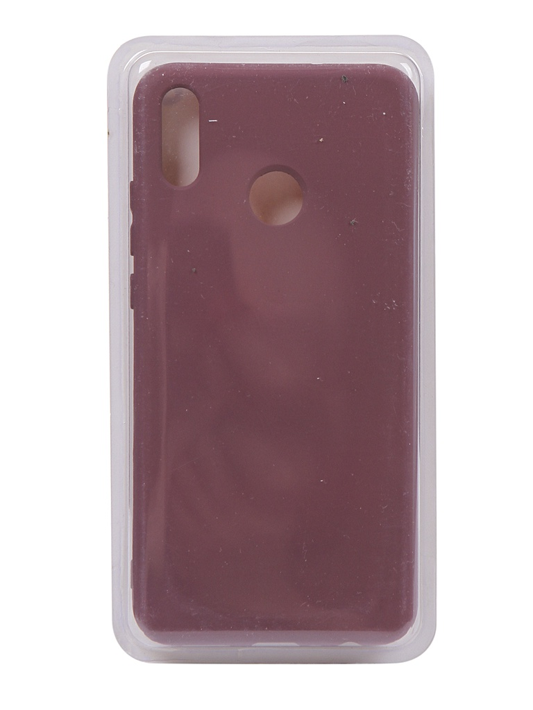 Чехол Innovation для Huawei Honor 8X Silicone Cover Purple 14405