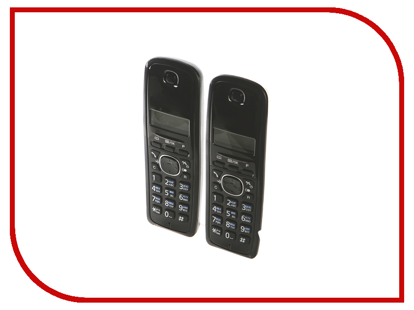 Радиотелефон Panasonic KX-TG1612 RU1 Grey-White радиотелефон panasonic kx tge110rub kx tge110rub