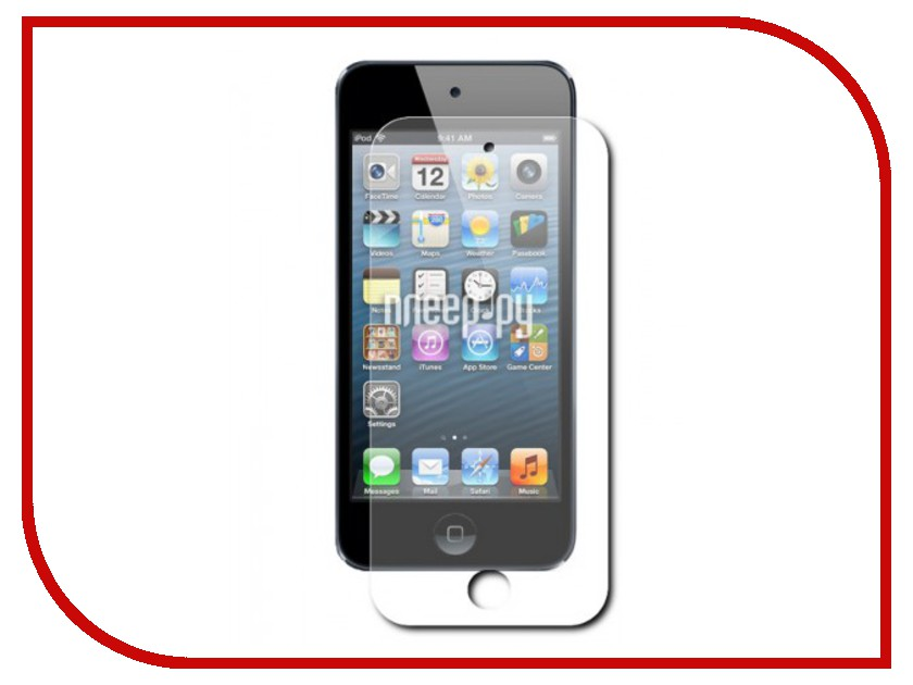 Защитная пленка LuxCase for iPod Touch 5 антибликовая 80266