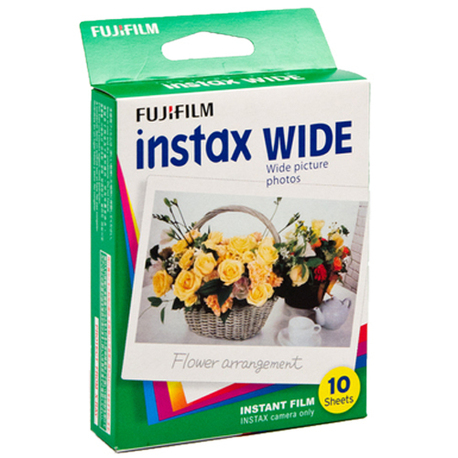 Fujifilm Wide Glossy 10/PK для Instax 210