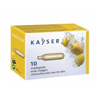 KAYSER KC02-10 1101 баллончики для сифона 10шт