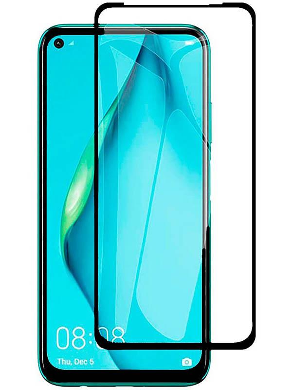 Защитное стекло Innovation для Huawei P40 Lite 2D Full Glue Black 17120