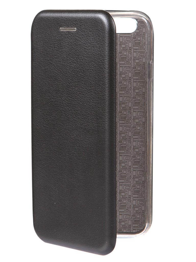 Чехол Innovation для APPLE iPhone 6/6S Book Black 11551