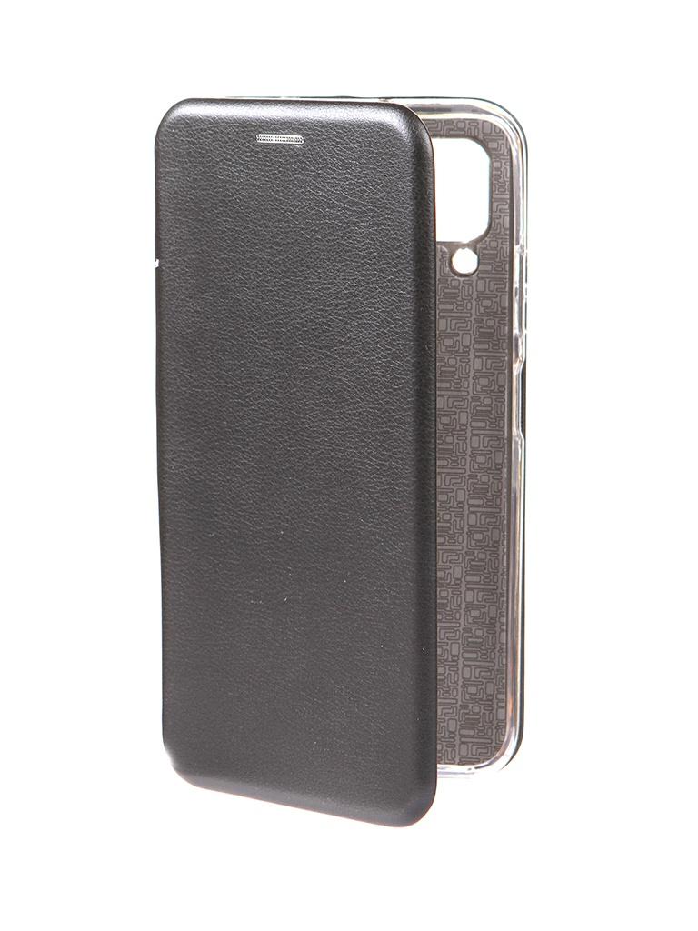 Чехол Innovation для Huawei P40 Lite Book Black 17073