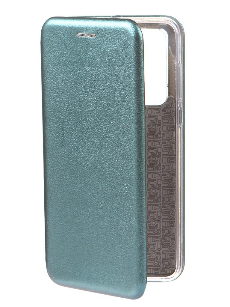 Чехол Innovation для Huawei P40 Book Green 17067