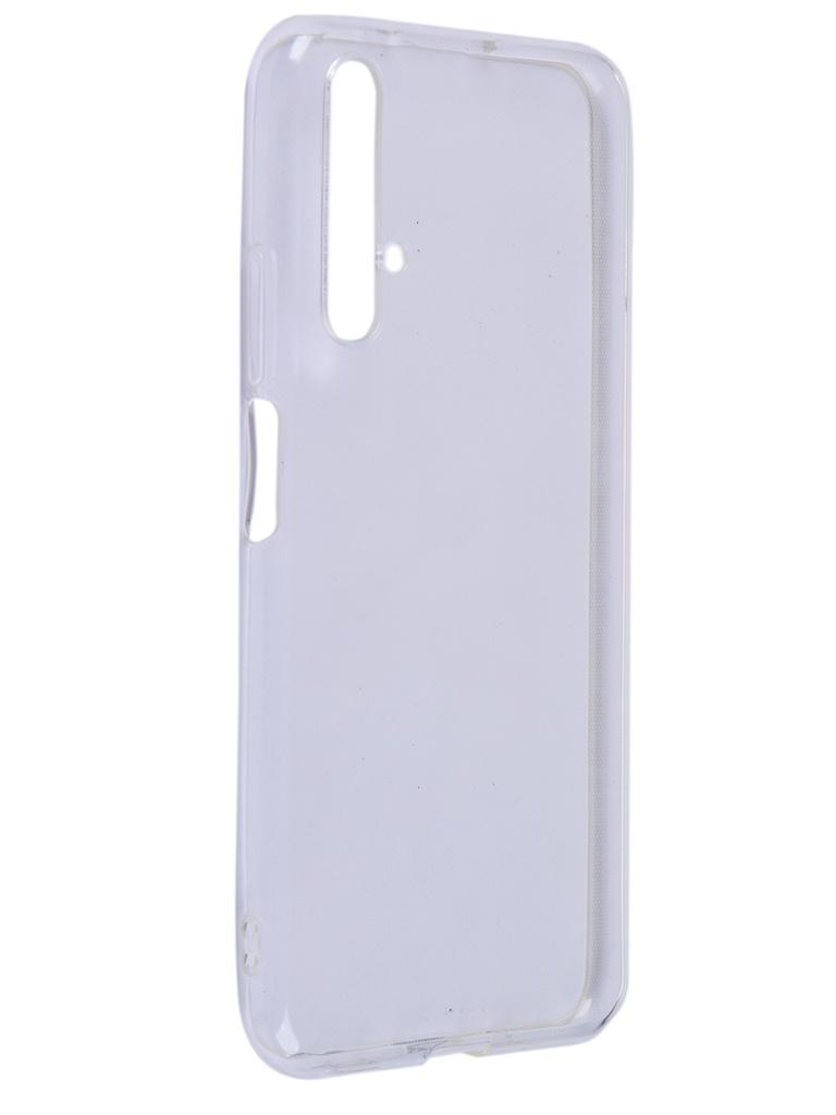 Чехол Innovation для Honor 20 Transparent 16507