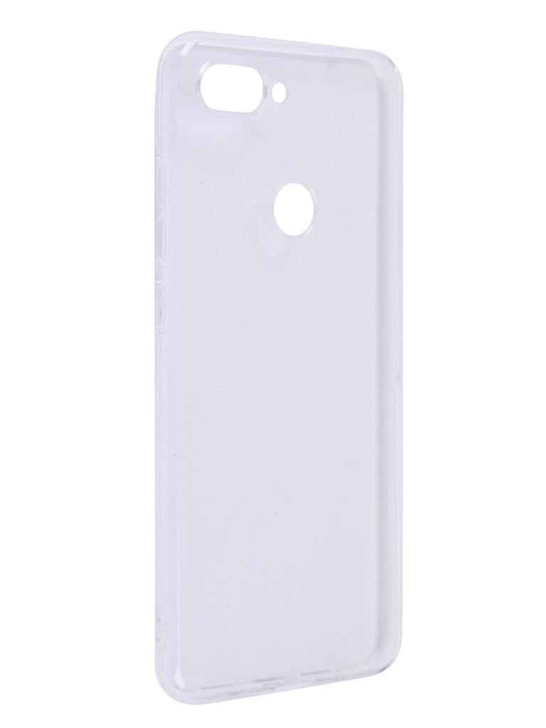 Чехол Innovation для Xiaomi Mi 8 Lite Transparent 14828