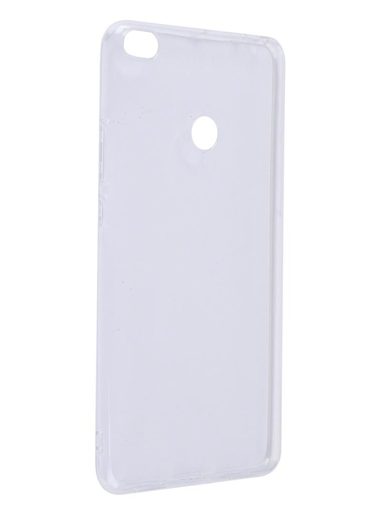 Чехол Innovation для Xiaomi Mi Max 2 Transparent 14833