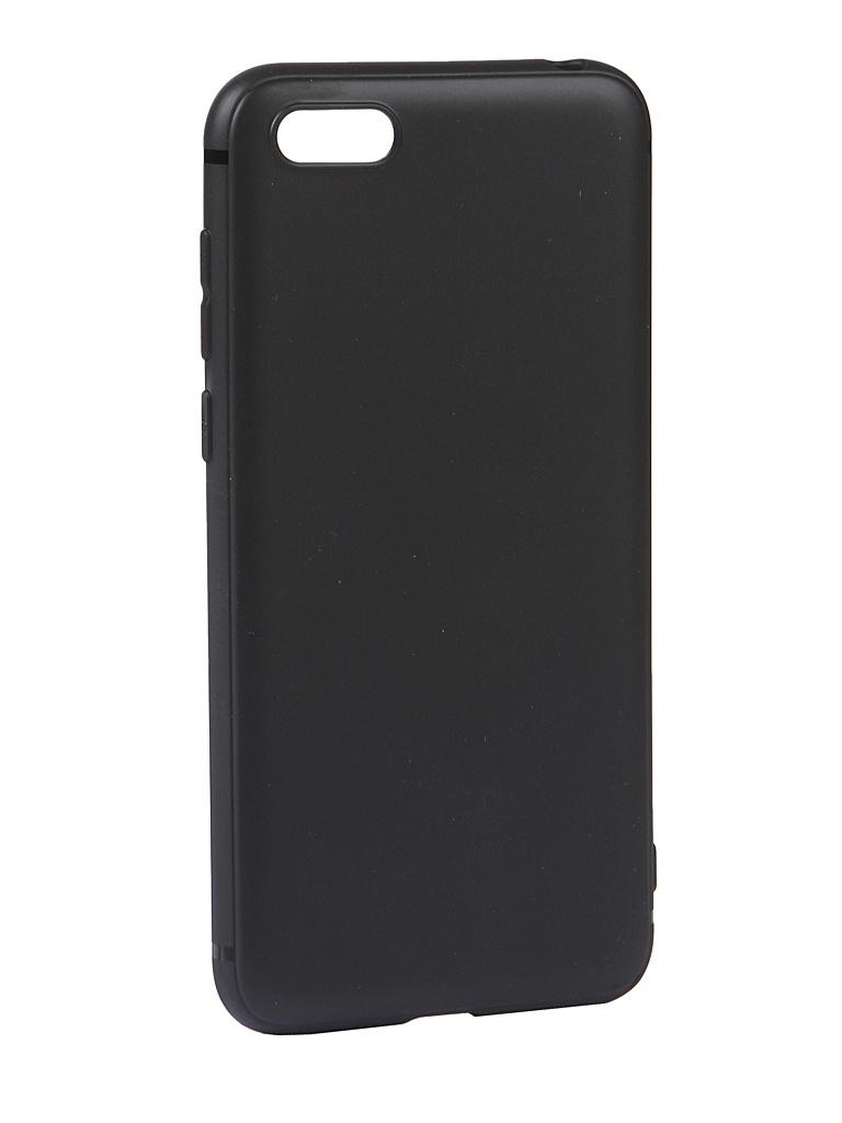Чехол Innovation для Huawei Y5 2018 Matte Black 16917