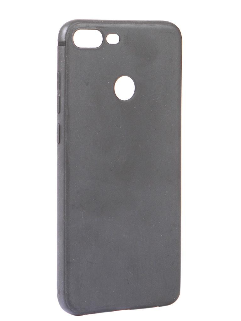 Чехол Innovation для Honor 9 Lite Matte Black 15248