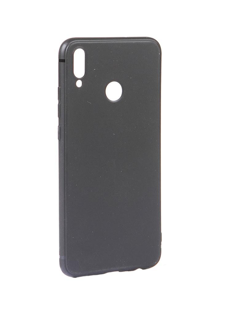 Чехол Innovation для Honor 8X Matte Black 15246