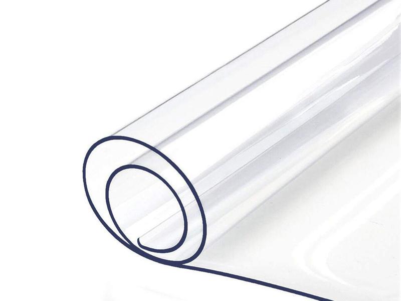 Подставка Vivacase Круглая, гибкое стекло ПВХ D=250x0.8mm 5шт VHM-COTR252508-inv