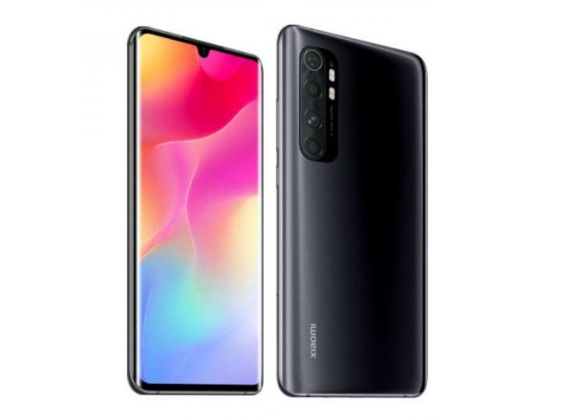 Сотовый телефон Xiaomi Mi Note 10 Lite 6/128Gb Black Выгодный набор для Selfie + серт. 200Р!!!