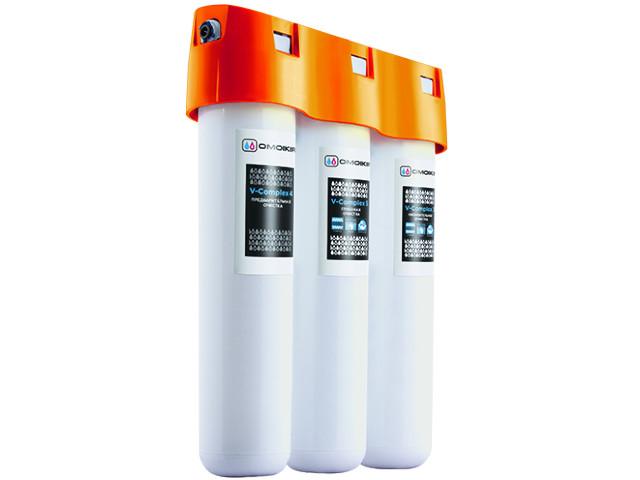 Фильтр для воды OMOIKIRI Pure Drop Lite трехступенчатый