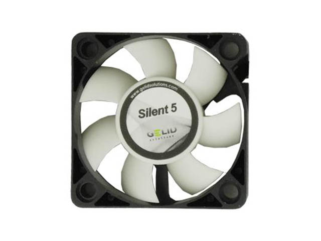 Вентилятор Gelid Silent 5 50mm 4000rpm FN-SX05-40