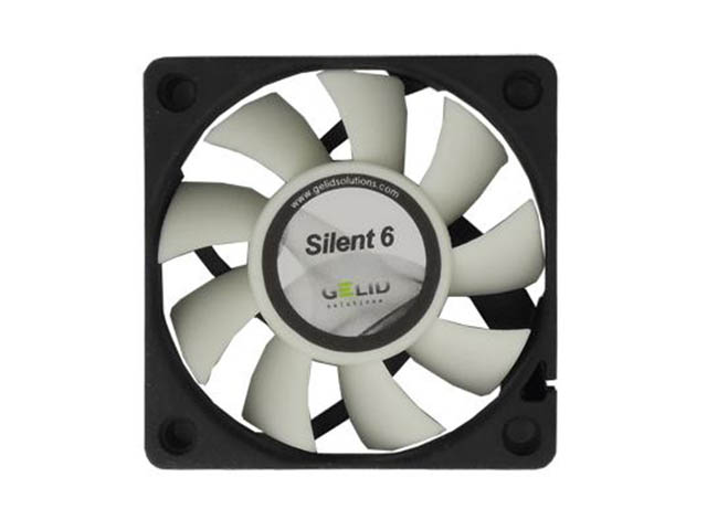 Вентилятор Gelid Silent 6 60mm 3200rpm FN-SX06-32