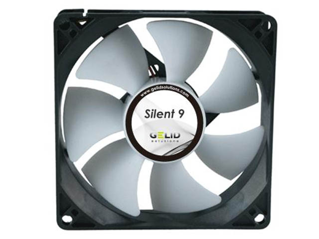 Вентилятор Gelid Silent 9 92mm 1500rpm FN-SX09-15