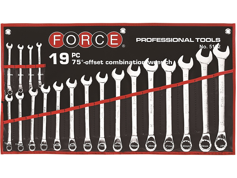 Набор ключей Force 5192