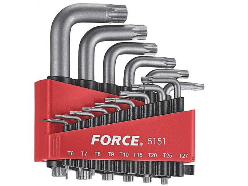 Набор ключей Force 5151
