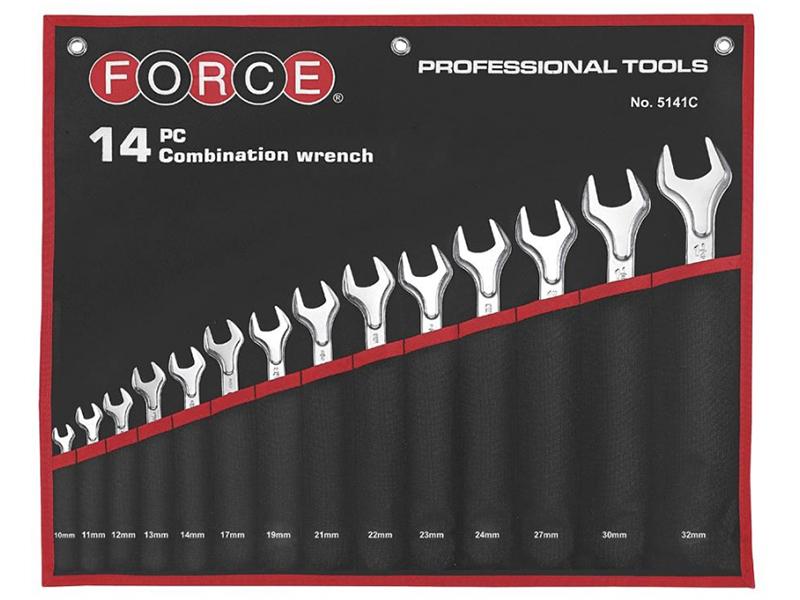 Набор ключей Force 5141C
