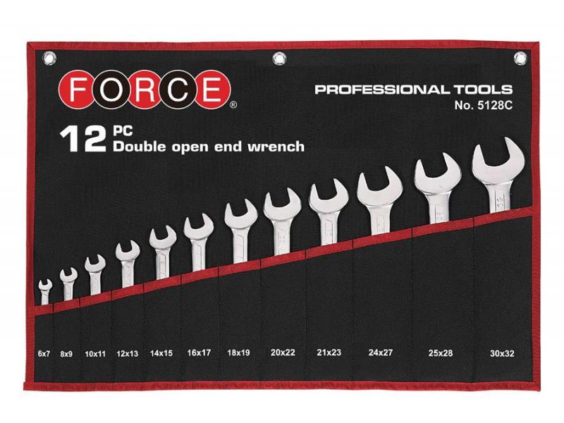 Набор ключей Force 5128C