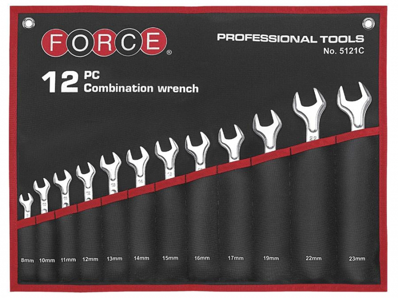 Набор ключей Force 5121C