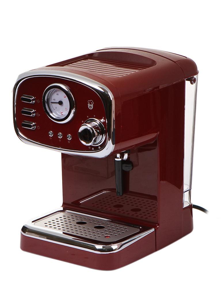 Кофемашина Oursson EM1505/DC
