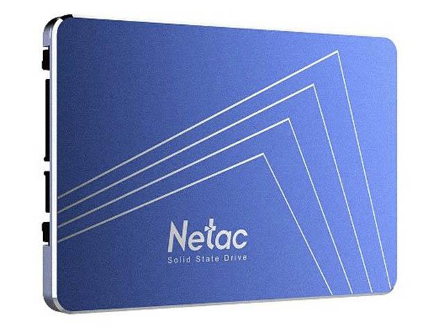 Твердотельный накопитель Netac N600S 256Gb NT01N600S-256G-S3X