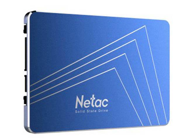 Твердотельный накопитель Netac NT01N535S-120G-S3X