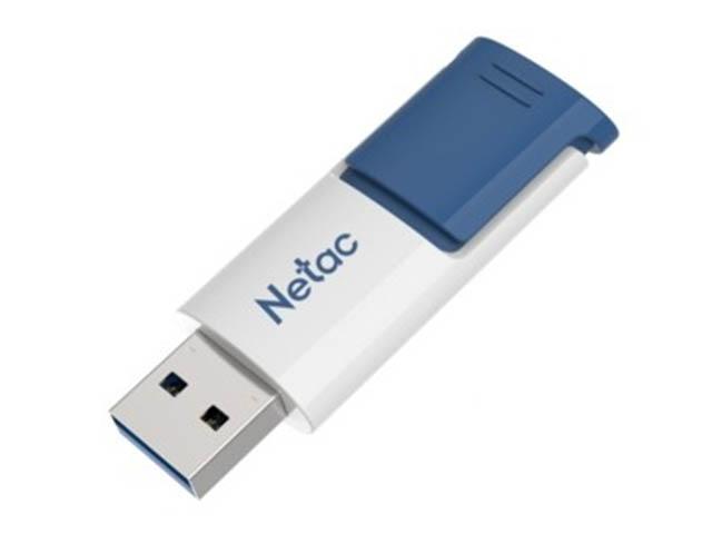 Фото - USB Flash Drive 16Gb - Netac U182 Blue NT03U182N-016G-30BL флеш накопитель netac u182 32gb nt03u182n 032g 30re