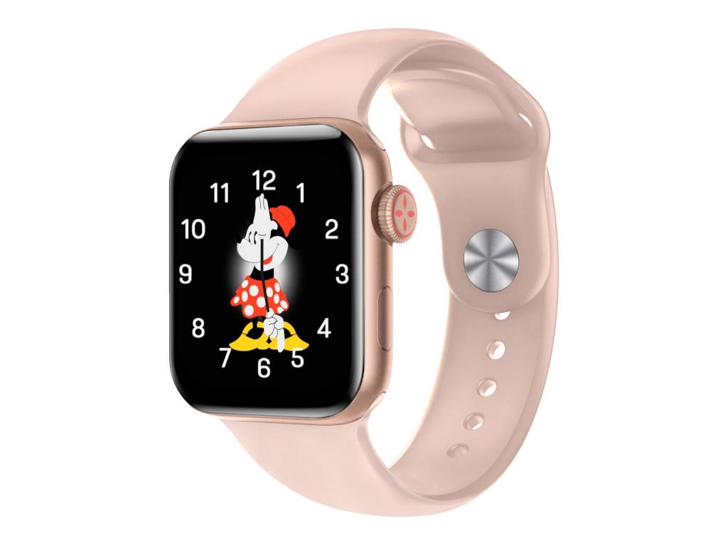 Умные часы KingWear LW15 Pink