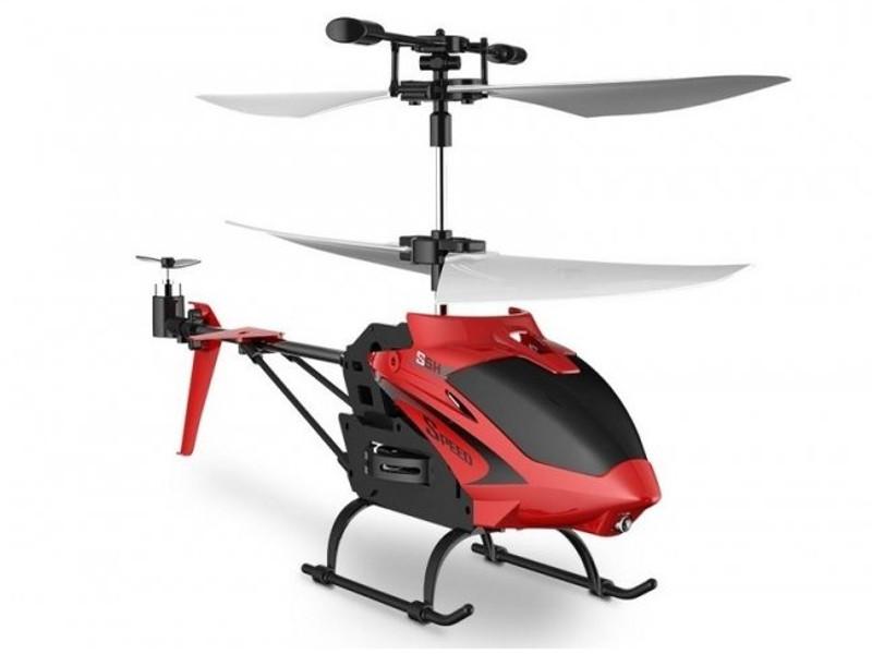Вертолет Syma S5H Red