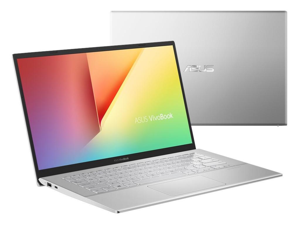 Ноутбук ASUS X420FA 90NB0K01-M06410 (Intel Core i3-10110U 2.1GHz/8192Mb/512Gb SSD/No ODD/Intel HD Graphics/Wi-Fi/14.0/1920x1080/No OS)
