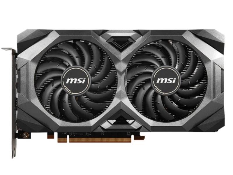 Видеокарта MSI Radeon RX 5700 Mech GP OC 1515Mhz PCI-E 4.0 8192Mb 14000MHz 256-bit HDMI 3xDP