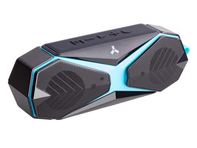 Колонка AccesStyle Aqua Sport BT Black-Blue