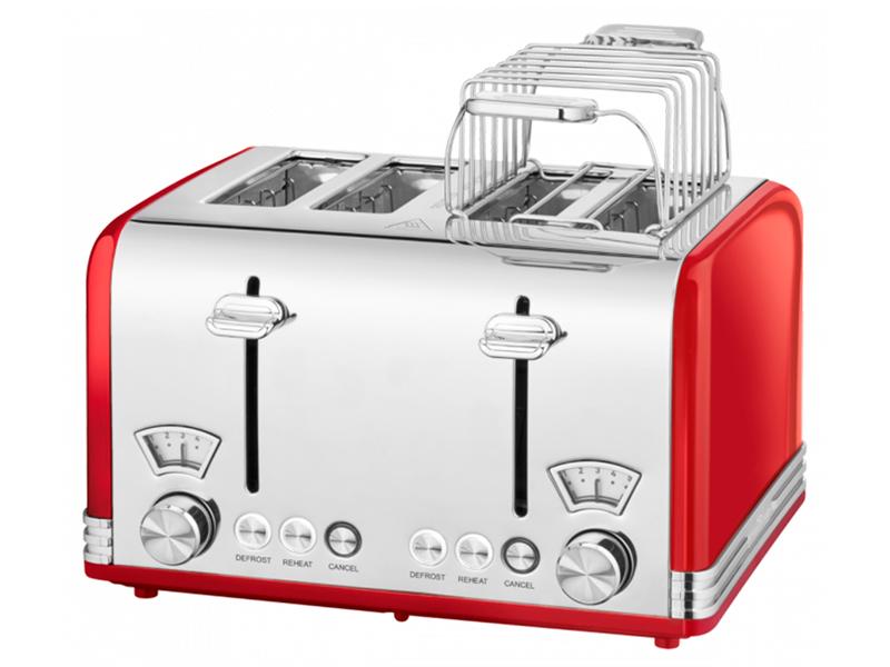 Тостер Profi Cook PC-TA 1194 Rot