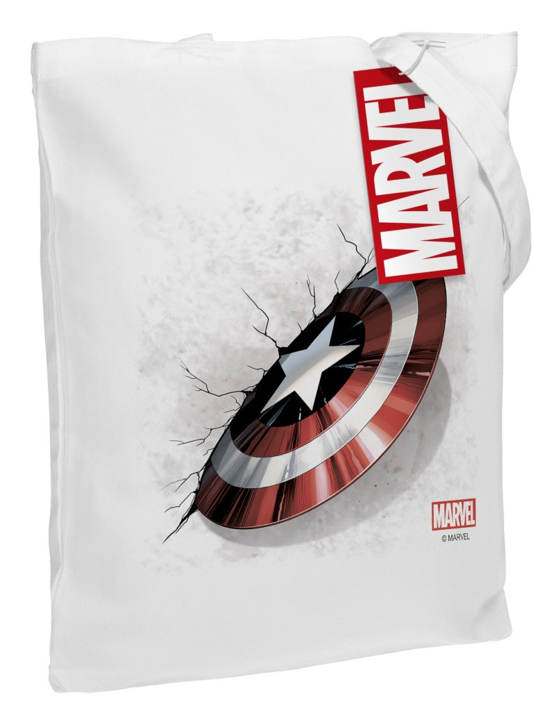 Сумка Marvel Щит Капитана Америки 55519.60
