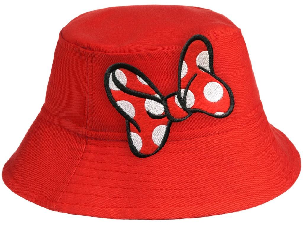 Головной убор Disney Панама Бант Минни Маус Red 55536.50