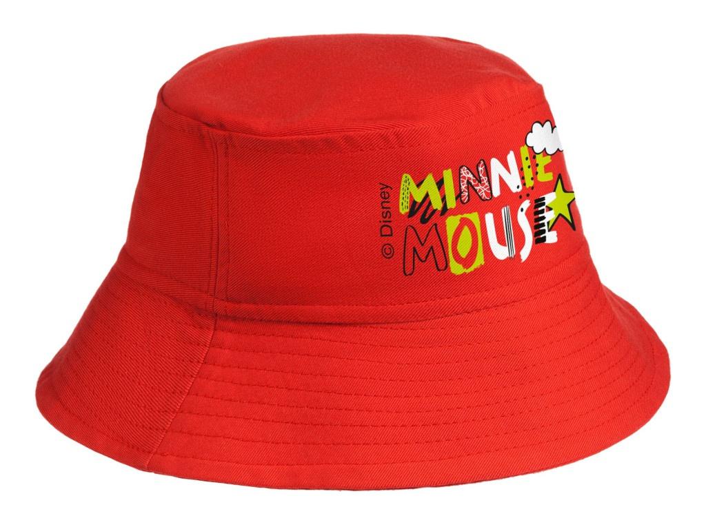 Головной убор Disney Панама Минни Маус Red 55534.50