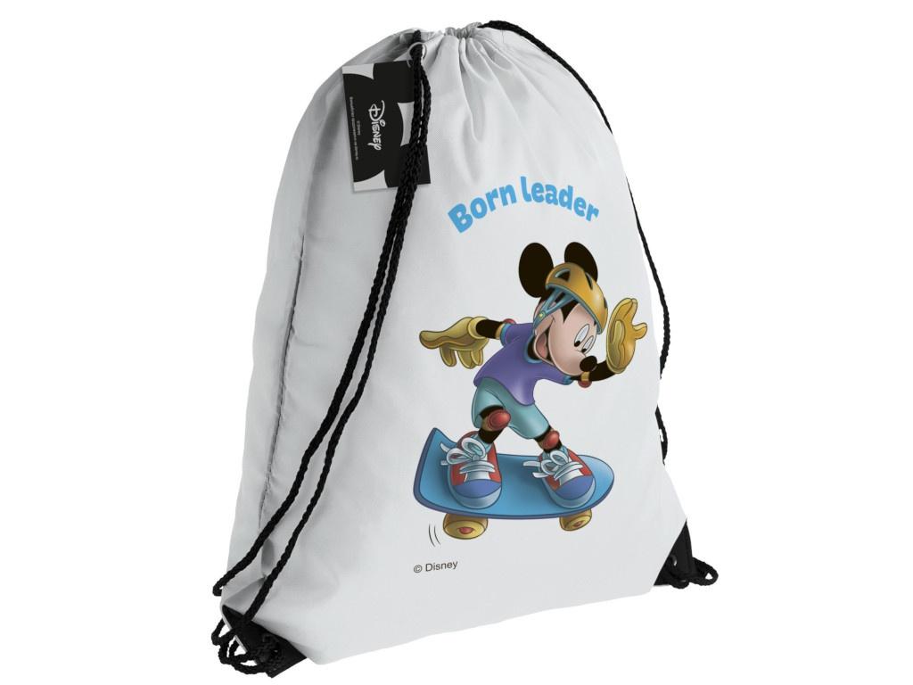 Мешок для обуви Disney Микки Маус Born Leader 340x450mm 55524.62