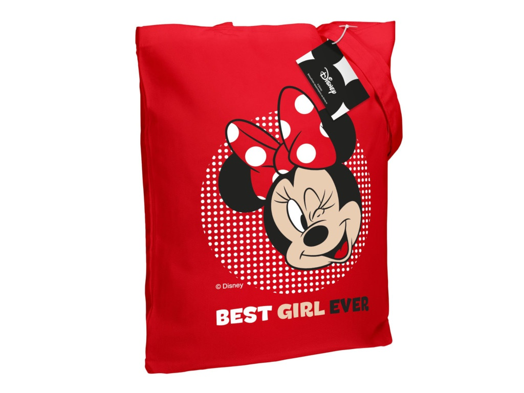 Сумка Disney Минни Маус Best Girl Ever Red 55508.50