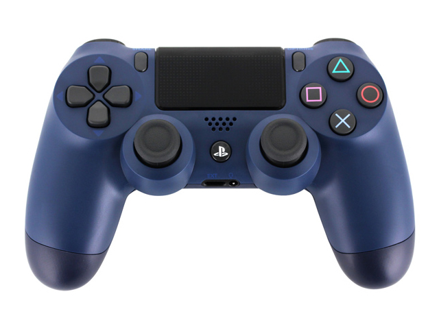 Геймпад Sony Dualshock 4 V2 CUH-ZCT2E Midnight Blue