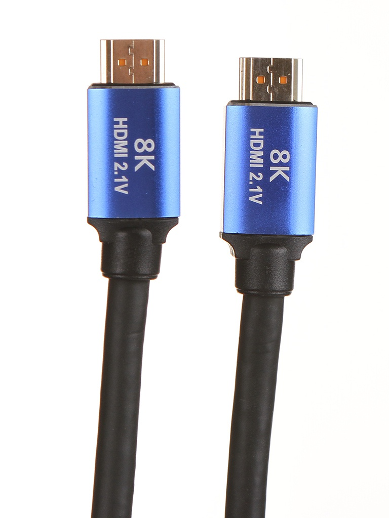 Аксессуар ATcom HDMI High Speed Metal Gold ver 2.1 5m AT8882