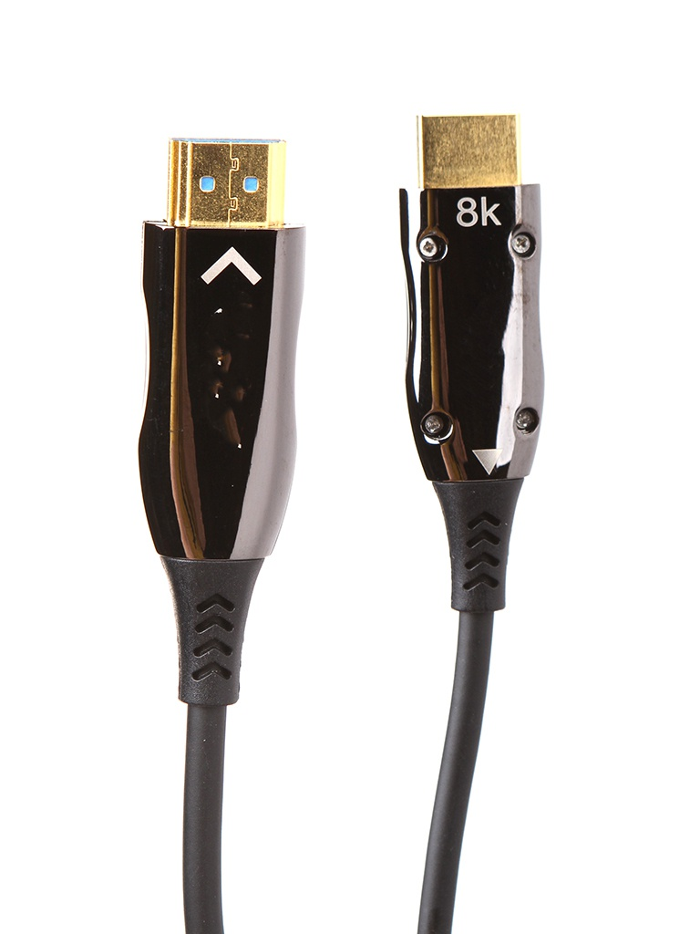 Аксессуар ATcom HDMI High Speed Metal Gold ver 2.1 10m AT8880