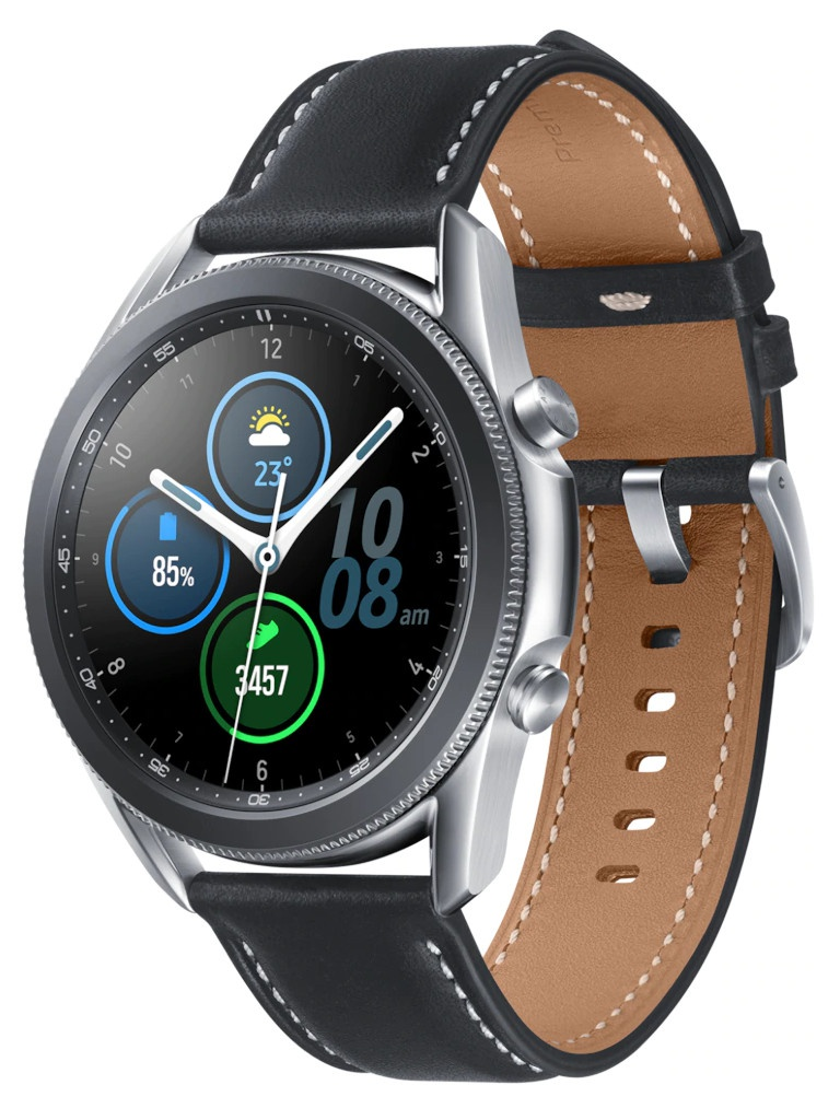 Умные часы Samsung Galaxy Watch 3 45mm Silver SM-R840NZSACIS