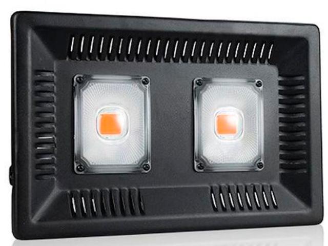 Светодиодный фитосветильник R-Led COB Полный спектр 100W